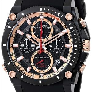 Bulova Precisionist series watch